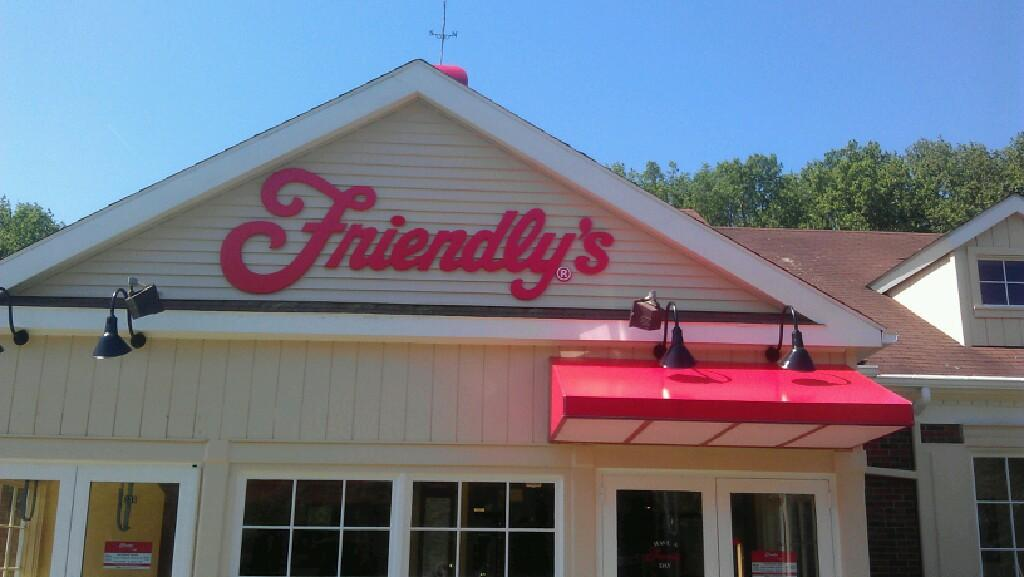 Friendly's Signs